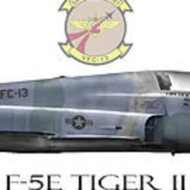 Clay Greunke - F-5E Tiger II