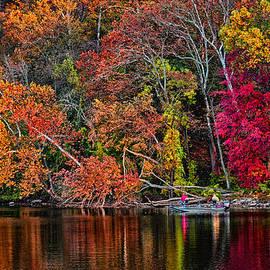 Boyd Alexander - Fall Fishing