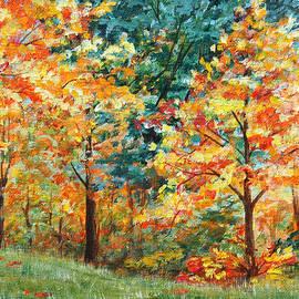 AnnaJo Vahle - Fall Foliage