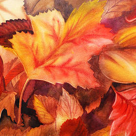 Irina Sztukowski - Fall Leaves