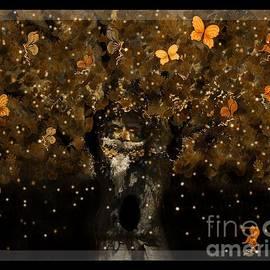 Tisha McGee - Fall Tree Troll