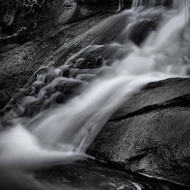 Kym Clarke - Falls Black and White