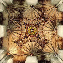 Jack Torcello - Fan Vaulting Canterbury Cathedral