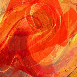 Regina Geoghan - Fanciful Flowers - Rose