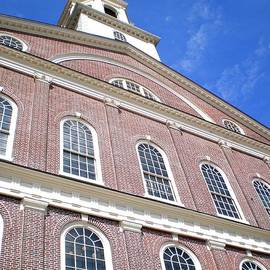 Meandering Photography - Faneuil Hall Sky