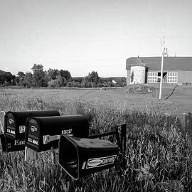 Jan Faul - Farm on Hiway C