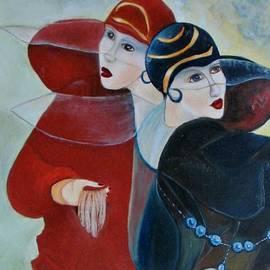 Rachel Asherovitz - Fashion ladies of the old days