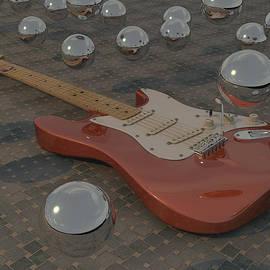 James Barnes - Fender Strat-O-Spheres