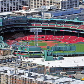 Mike Martin - Fenway from the 50th