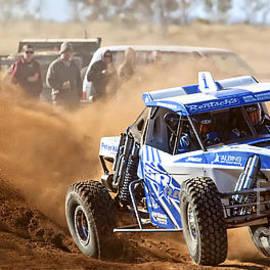 Paul Svensen - Finke Desert Race
