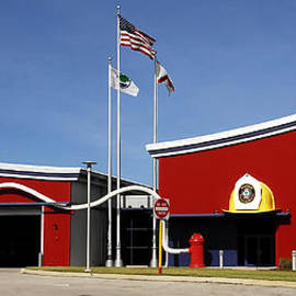 David Lee Thompson - Fire Station Disney Style