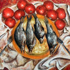 Vladimir Kezerashvili - Fish and Tomatoes