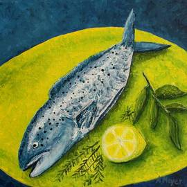 Andrea Meyer - Fish on a Plate