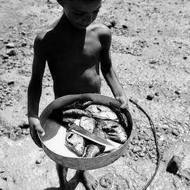 Isaac Silman - fisherman child