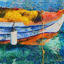 George Rossidis - Fishing boat