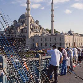 Zoya Shu - Fishing in Istanbul