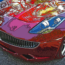 Samuel Sheats - Fisker Karma Hybrid Electric Car