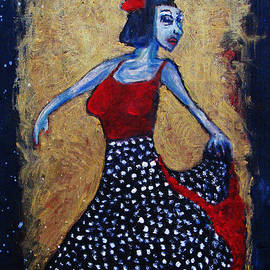 Jonathan E Raddatz - Flamenco Dancer