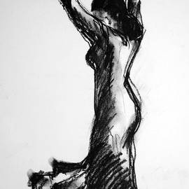 Mona Edulesco - Flamenco Sketch 3