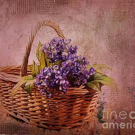 Judi Bagwell - Flower Basket