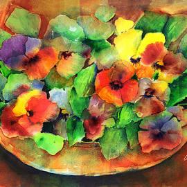 Arline Wagner - Flower Bowl