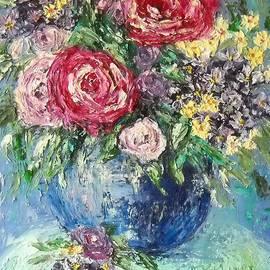 MaryAnn Ceballos - Flowers for Dawn