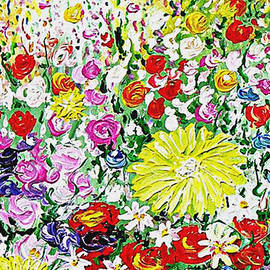 Kume Bryant - Flowers in June