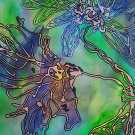 Natalie Odonnell - Flowers in Vase