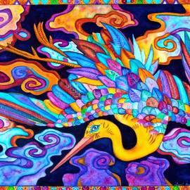 Lori Miller - Flying Crane