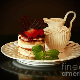 Inspired Nature Photography Fine Art Photography - Forbidden Pleasures Tiramisu from Italy