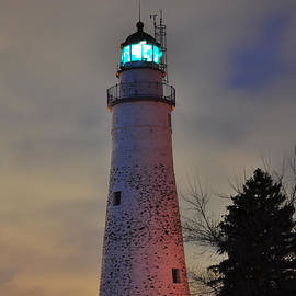 Ginger Harris - Fort Gratiot Lighthouse Sunrise