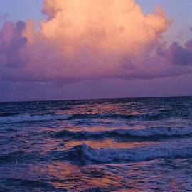 Trudy Brodkin Storace - Fort Lauderdale Beach Sunset 3