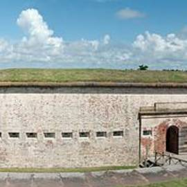 Michael Peychich - Fort Macon panorama 1