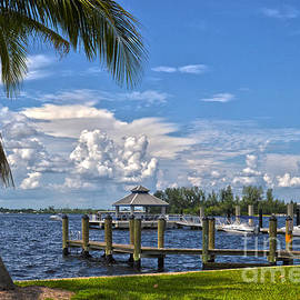 Timothy Lowry - Fort Myers dock