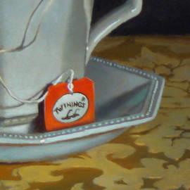 Jeffrey Hayes - Fragment Teacup