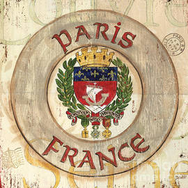 Debbie DeWitt - French Coat of Arms