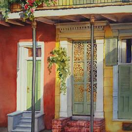 Sue Zimmermann - French Quarter Neighbors