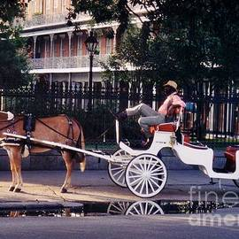 John Malone - French Quarter Taxi