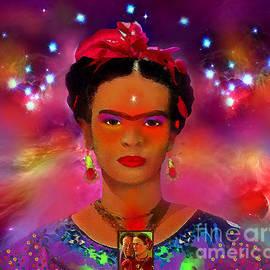 Mucha Kachidza - Frida In The Sky With Diamonds