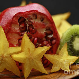 Inspired Nature Photography By Shelley Myke - Fun with Fruit