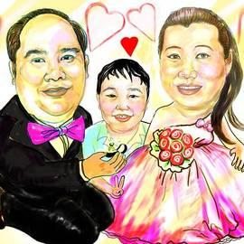 Sukalya Chearanantana - Funny Family In The Love Rhythm