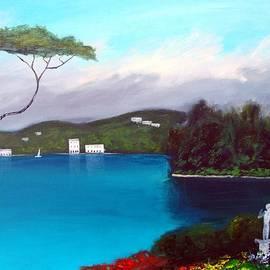 Larry Cirigliano - Gardens Of Lake Como