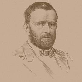 War Is Hell Store - General Ulysses S Grant
