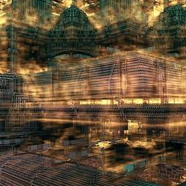 Ricky Jarnagin - Ghost City