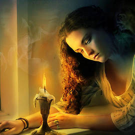 Amalia Iuliana Chitulescu - Ghost love story - Cadence of her last breath