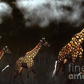 Elaine Manley - Giraffe