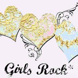 Anahi DeCanio - Girls Rock Hearts