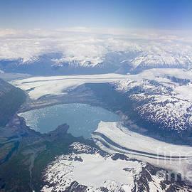 Darcy Michaelchuk - Glacier Lake near Juneau
