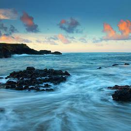 Mike  Dawson - Glass Beach Dawn