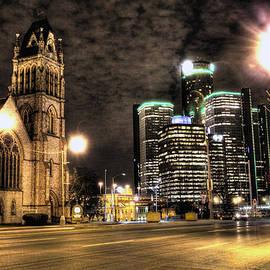 Nicholas  Grunas - GM Building Detroit MI